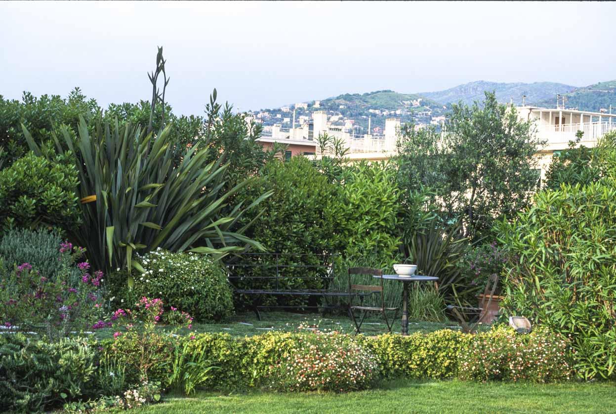 terrazzo anselmi genova