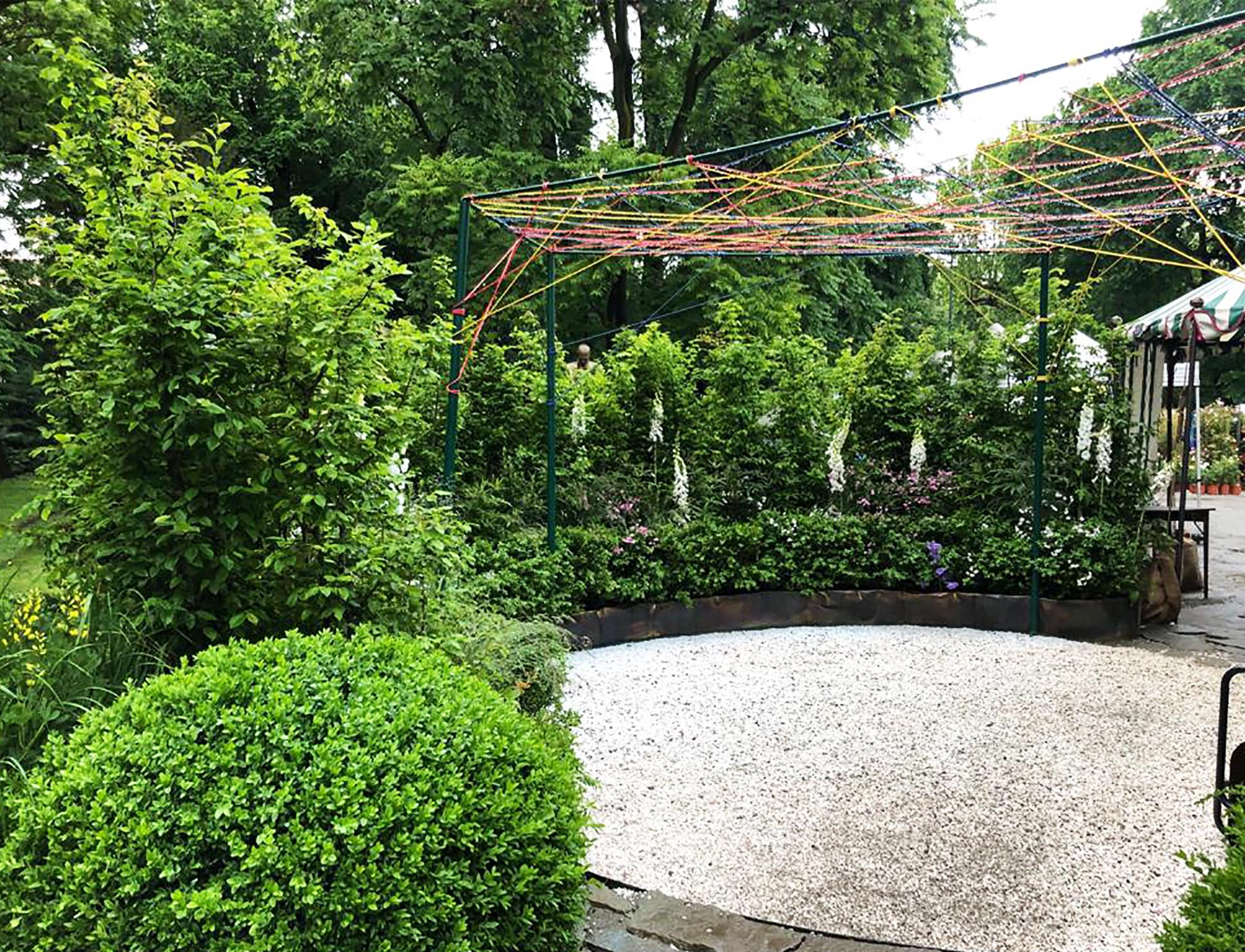 Gheo Clavarino garden designer